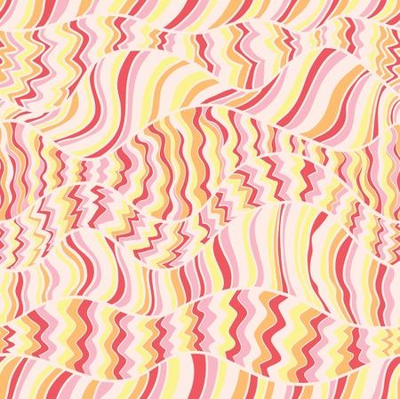 Levendige naadloze patroon