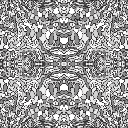 Hand drawn seamless pattern, seamless  pattern Vector