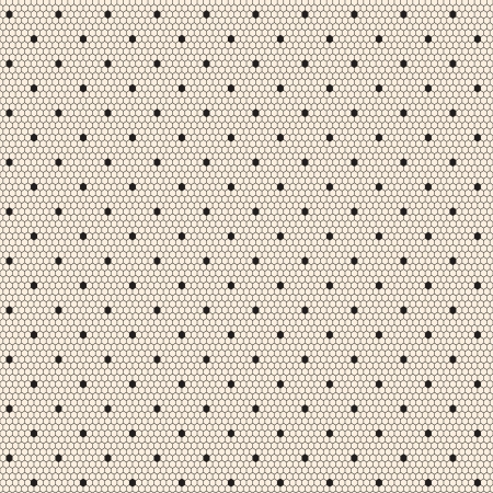 tulle: Black elegant dotted lace seamless  pattern