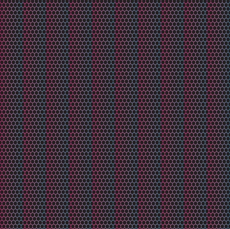 Vector ornament, gradient mesh. Vector