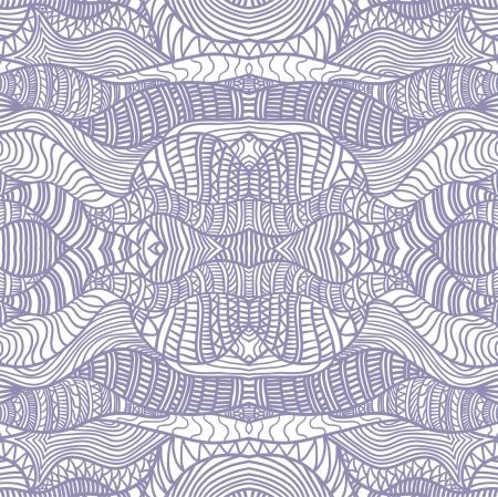 twirls: Hand drawn seamless pattern, seamless  pattern