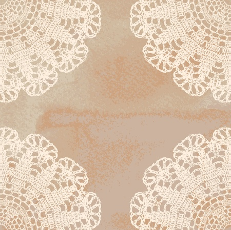 crochet: template. Lacy background.