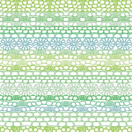 Lace seamless crochet pattern. Stock Vector - 21059085