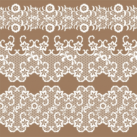 lace border: Can be used for backgrounds or scrap-booking.
