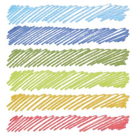 felt tip pen: Felt tip pen background. Illustration