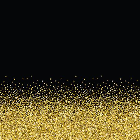 moda: Glitter płynną konsystencję. Ilustracja