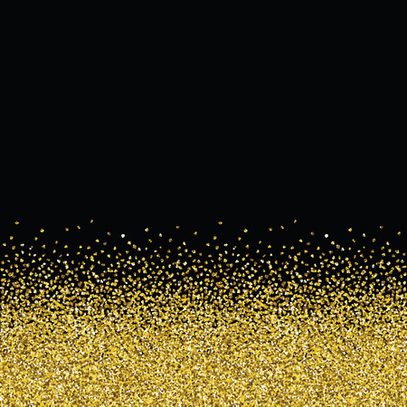 rich black wallpaper: Glitter seamless texture.