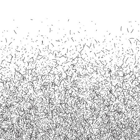 textures: Staub Hintergrund. Vektor-Illustration. Grunge Textur für Ihr Design.