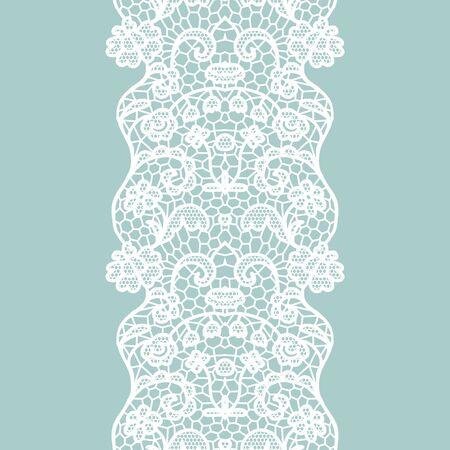 white trim: White lacy vintage elegant trim.