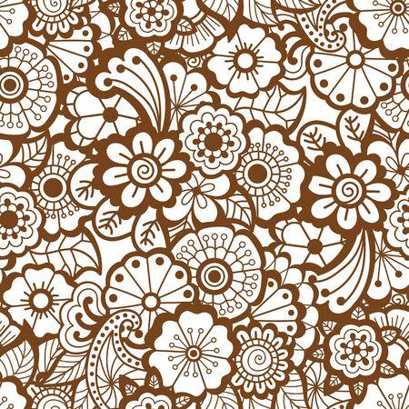 Paisley seamless pattern Stock Vector - 77170811