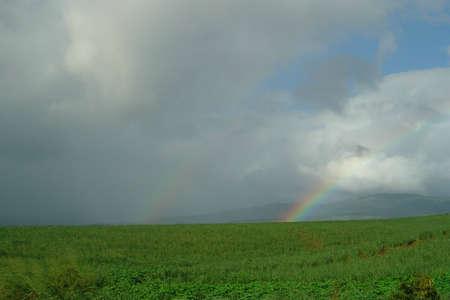 Double Rainbow Kauai, HI