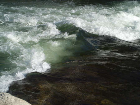 Rapids of the river  4