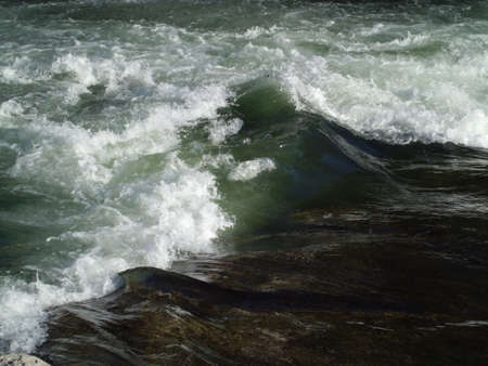 Rapids of the river 3