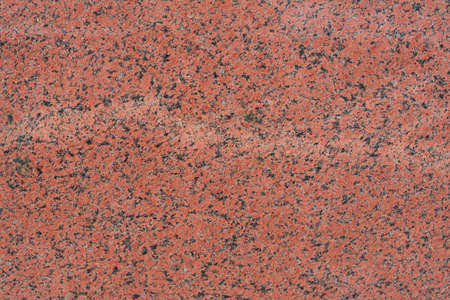 Multicolor red granite stone texture with polished surface Stock Photo