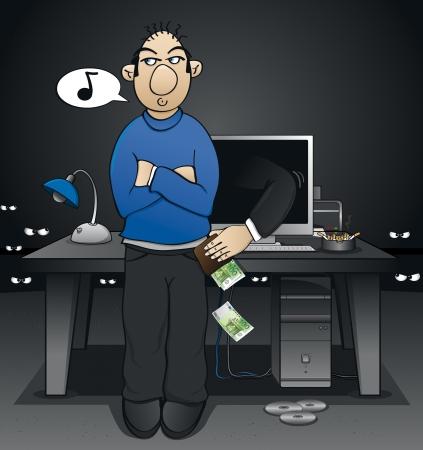 computer crime: Computer crime