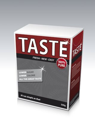 A package full of taste...