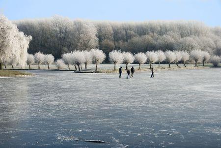 icey: winter