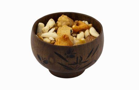 japanes: japanes rice peanuts food