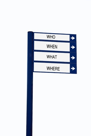 raod: raod direction sign