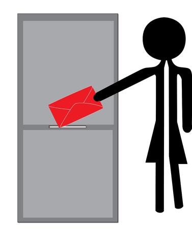 biased: busta di distacco di donna