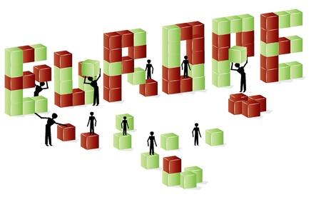 building europe Stock Vector - 11616790