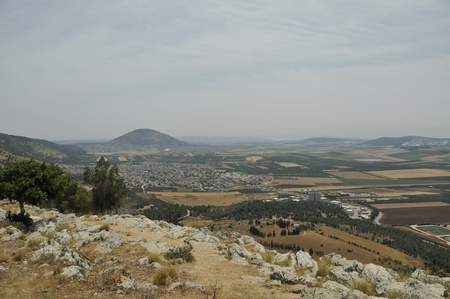 israel landscape photo