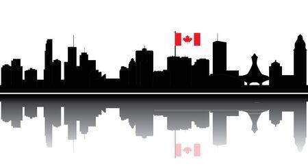 montreal: Montreal skyline