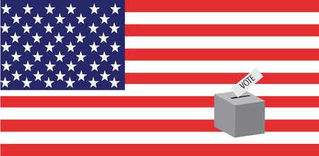 voting america Vector