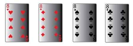 eights: ochos Vectores