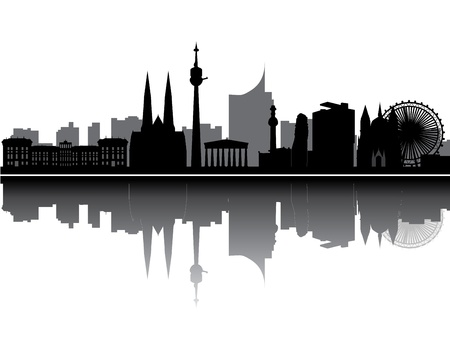 비엔나의 스카이 라인
