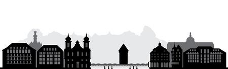 swish: luzern swish skyline