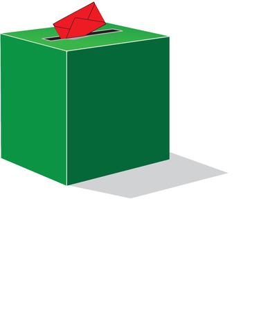 designate: voting box