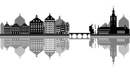 stockholm skyline photo