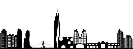 seoul: seoul toits de la ville