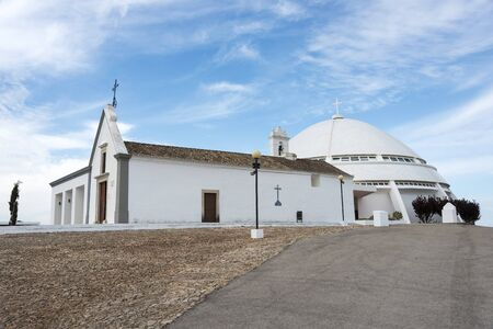 mercy: church in loule Shrine of Our Lady of Mercy