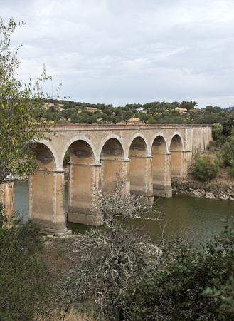 ponte: ponte de ardilla in portugal alentejo