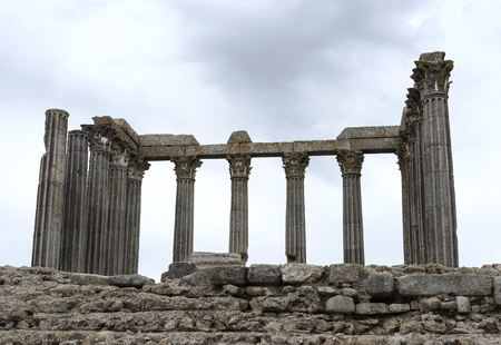 diana: The Roman Temple of Evora also referred to as the Templo de Diana is an ancient temple in the Portuguese city of Evora