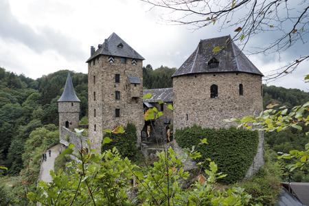 castle reinhardstein in belgium