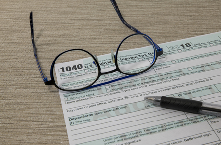the american tax 1040 form