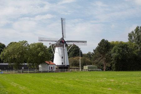 dutch mill in kekerdom