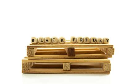 ready for black friday sales Foto de archivo