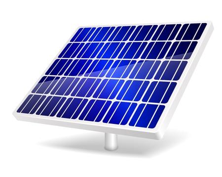 illustration of Solar Panel icon