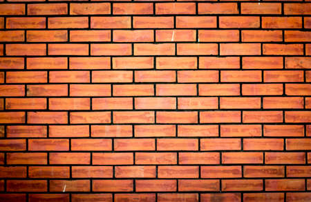red brick: Red brick wall texture. Architectural background