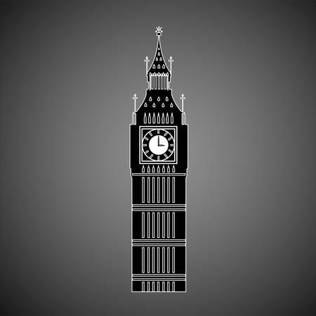 Big Ben Illustration