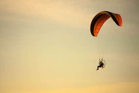 para motor glider photo
