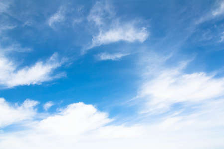 Blue sky with clouds Stock Photo - 19755456