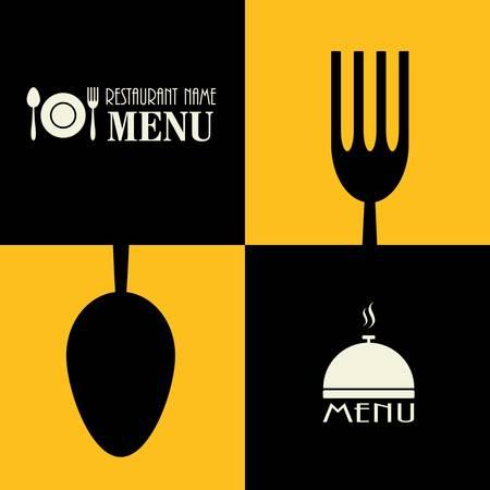 Restaurante Menú fondo