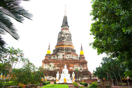chaimongkol: Wat yai chaimongkol, Ancient temple and monument in Thailand