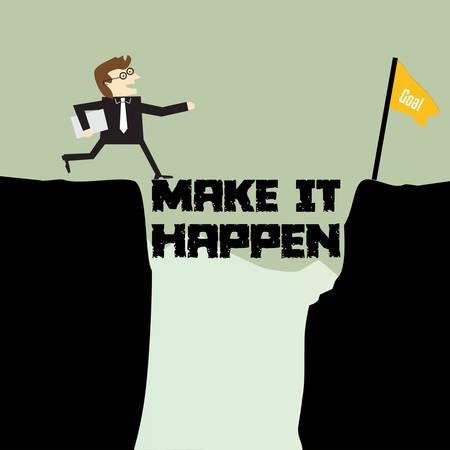 Machen Sie es möglich