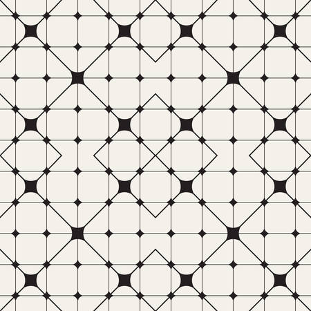 Vector seamless pattern  Modern stylish texture Vector